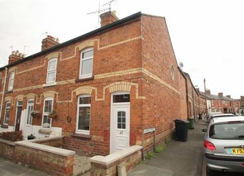 Thumbnail 2 bed end terrace house to rent in Albert Road, Oswestry, Shropshire