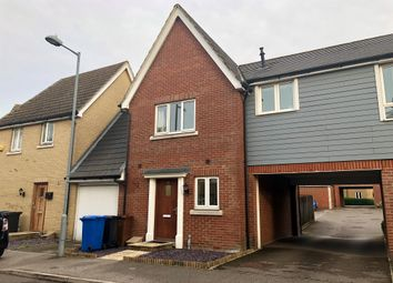 Thumbnail 2 bed link-detached house for sale in Saturn Road, Ipswich