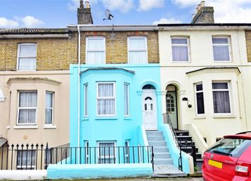 Thumbnail 3 bed terraced house for sale in Avenue Road, Dover, Kent