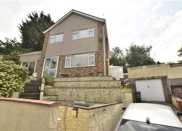 Thumbnail 3 bed detached house for sale in Widcombe Close, St George