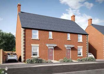 Thumbnail 3 bed semi-detached house for sale in Hampton Drive, Kings Sutton, Banbury