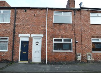 Thumbnail 2 bed terraced house to rent in West Street, Grange Villa, County Durham