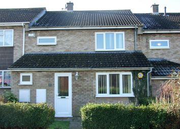 Thumbnail 3 Bed Terraced House To Rent In Yardley, Letchworth Garden City