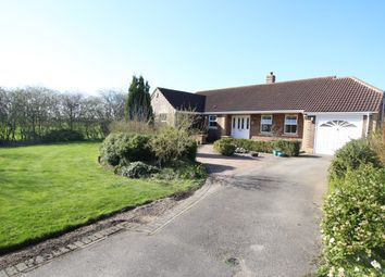 Thumbnail 3 bed bungalow for sale in The Paddocks, Potterhanworth, Lincoln