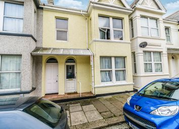 Thumbnail 4 bedroom terraced house for sale in Eton Place, Plymouth