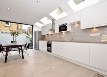 Thumbnail 4 bed end terrace house to rent in Holyport Road, Fulham