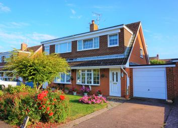Thumbnail 3 bedroom semi-detached house for sale in Fleming Avenue, Sidmouth