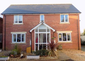 Thumbnail 4 bed detached house for sale in Estuary, Littlemead Lane, Exmouth