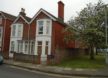 Thumbnail 2 bed flat to rent in St Pauls Road, Salisbury