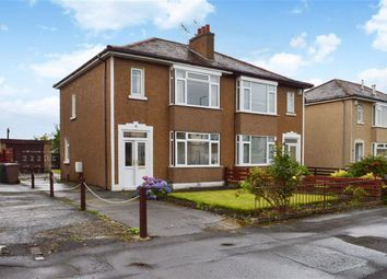 Thumbnail 3 bed semi-detached house for sale in Wright Street, Renfrew
