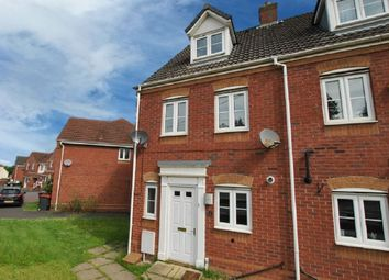 Thumbnail 3 bedroom end terrace house for sale in Gregson Walk, Dawley, Telford, Shropshire
