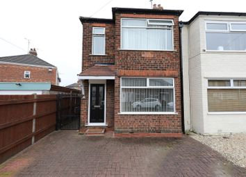 Thumbnail 3 bed semi-detached house for sale in Linkfield Road, Hull