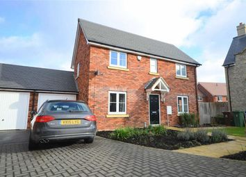 Thumbnail 3 bed detached house for sale in Fantasia Drive, Cheltenham, Gloucestershire