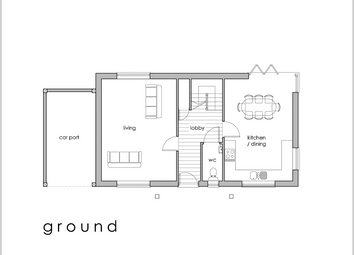 Thumbnail 3 bed detached house for sale in Church Court, Seasalter, Whitstable, Kent