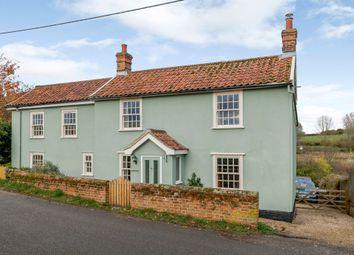 Thumbnail 4 bed property for sale in Low Road, Earl Soham, Woodbridge