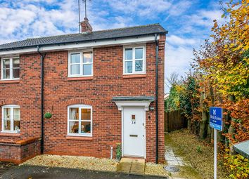 Thumbnail 3 bed semi-detached house to rent in Spring Hollow, Eccleshall, Stafford