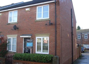 Thumbnail 2 bedroom town house to rent in Station Road, Brough