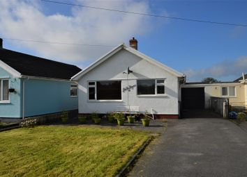 Thumbnail 2 bed detached bungalow for sale in Black Lion Road, Gorslas, Llanelli