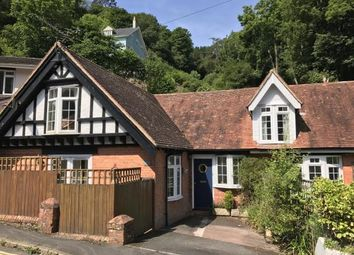 Thumbnail 4 bed end terrace house for sale in Weeke Hill, Dartmouth, Devon