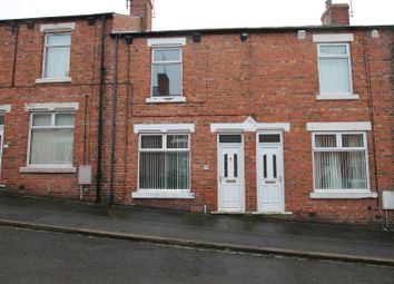 Thumbnail 2 bed terraced house to rent in Sandringham Road, Crook