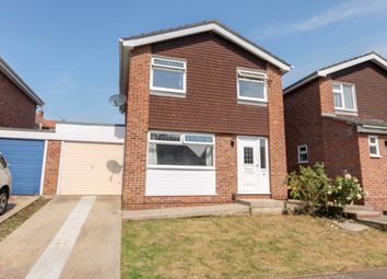 Thumbnail 3 bed detached house for sale in St Davids Close, Colchester