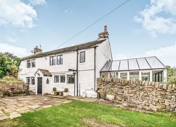 Thumbnail 4 bed farmhouse for sale in Ryecroft, Harden, Bingley