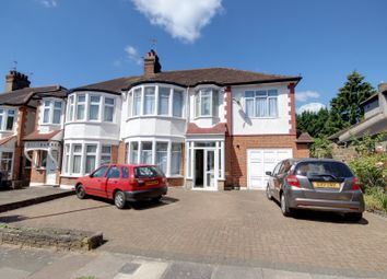 Thumbnail 5 bed semi-detached house for sale in Woodland Way, Winchmore Hill