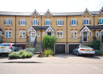 Thumbnail 4 bedroom terraced house for sale in Lynwood Road, Thames Ditton