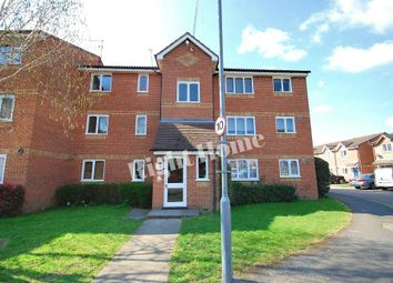 Thumbnail 1 bedroom studio for sale in Brindley Close, Wembley, Middlesex