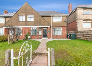 Thumbnail 3 bed semi-detached house for sale in Christchurch Road, St Julians, Newport.