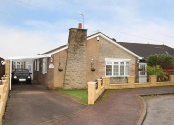 Thumbnail 3 bed bungalow for sale in Green Lea, Dronfield Woodhouse, Dronfield, Derbyshire