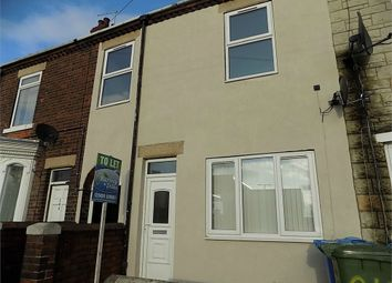 Thumbnail 3 bedroom terraced house to rent in Gateford Road, Worksop, Nottinghamshire