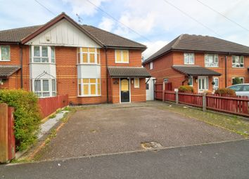 Thumbnail 4 bed semi-detached house for sale in Southfields Drive, Leicester