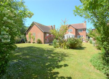 Thumbnail 5 bed detached house for sale in The Street, Eversley, Hook