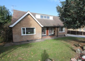 Thumbnail 4 bed detached bungalow for sale in Sherwood Road, Stoke Golding, Nuneaton