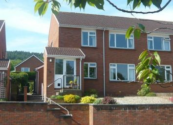 Thumbnail 2 bedroom flat to rent in Townsend Road, Minehead