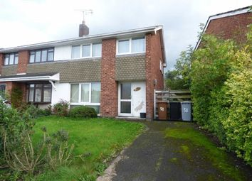 Thumbnail 3 bed semi-detached house for sale in Orion Park, Orion Way, Crewe