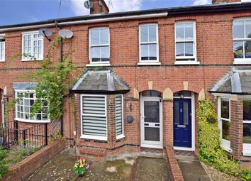Thumbnail 3 bed terraced house for sale in Albion Road, Reigate, Surrey