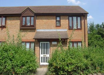 Thumbnail 2 bedroom flat to rent in Lowndes Grove, Shenley Church End, Milton Keynes