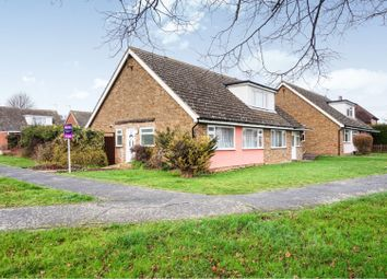 Thumbnail 2 bed semi-detached bungalow for sale in Winchester Close, Stowmarket