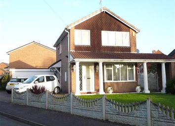 Thumbnail 3 bed detached house for sale in Portchester Drive, Wednesfield, Wednesfield