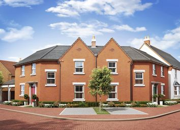 "Thumbnail 3 bed terraced house for sale in ""Fairway"" at Great Denham, Bedford"