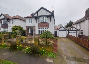 Thumbnail 5 bedroom detached house for sale in Heswall Avenue, Bebington, Wirral