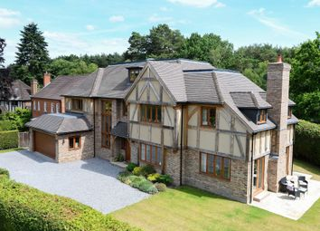 Thumbnail 5 bed detached house to rent in Little Orchard, Heather Drive, Ascot