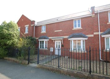 Thumbnail 3 bed terraced house for sale in Heraldry Way, Kings Heath, Exeter