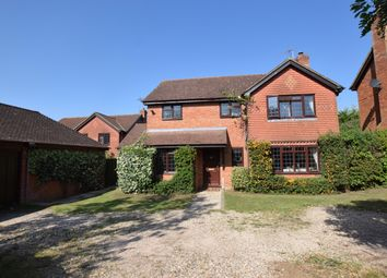 Thumbnail 4 bed detached house for sale in Danvers Drive, Church Crookham, Fleet