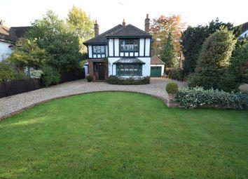 Thumbnail 3 bed detached house for sale in Shepherds Lane, Caversham, Reading
