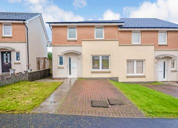 Thumbnail 2 bed semi-detached house for sale in Leishman Drive, Dunfermline