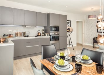 Thumbnail 1 bed flat for sale in Upton Park, London