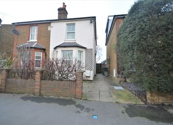 Thumbnail 3 bed semi-detached house to rent in Russell Road, Walton On Thames, Surrey